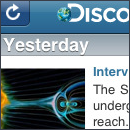 Discovery News screenshot